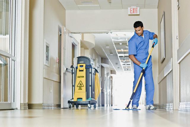 10 quesitos importantes na limpeza e conservação de hospitais e clínicas