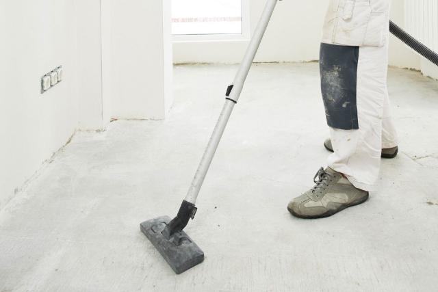 Pesquisas alertam sobre o perigo da exposição ao pó residual de obras e reformas