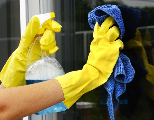 Como um bom serviço de limpeza colabora com a imagem da empresa?