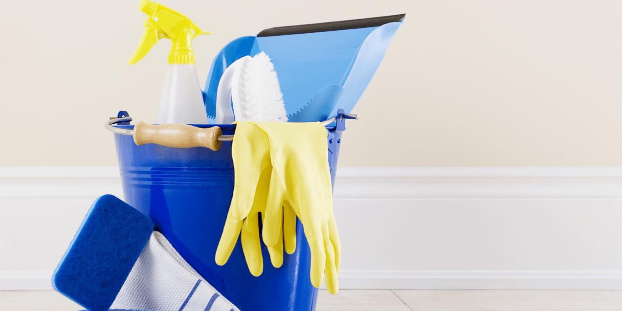 5 dicas para organizar o setor de limpeza em 2018
