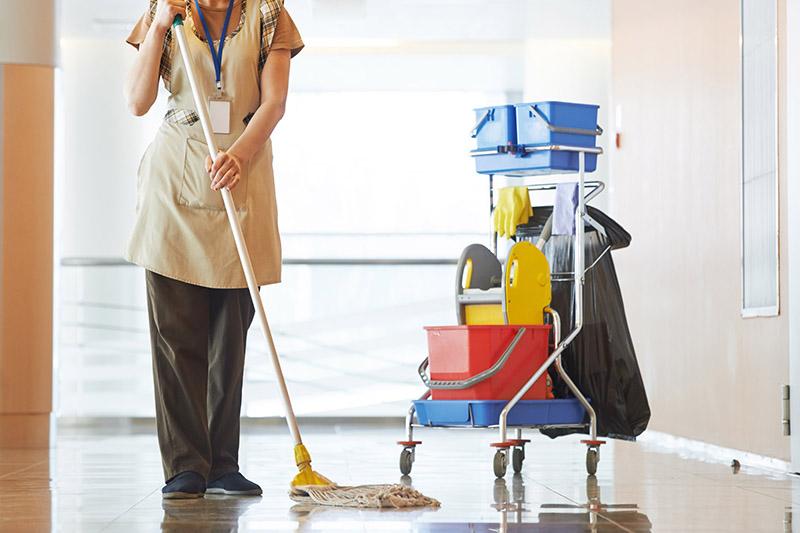 10 regras de ouro para implantação de um serviço de limpeza
